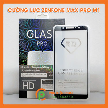 Cường lực Asus Zenfone Max Pro M1 2018