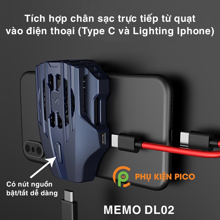 Memo-DL02-va-Black-Shark-FunCooler-BR10-1 So sánh 2 sản phẩm quạt tản nhiệt điện thoại có sò lạnh Memo DL02 và Xiaomi Black Shark FunCooler BR10