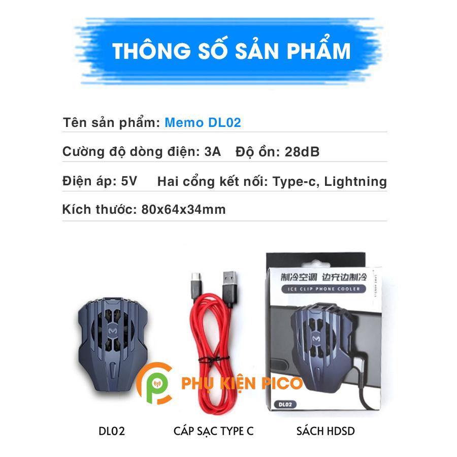 Memo-DL02-va-Black-Shark-FunCooler-BR10-3 So sánh 2 sản phẩm quạt tản nhiệt điện thoại có sò lạnh Memo DL02 và Xiaomi Black Shark FunCooler BR10