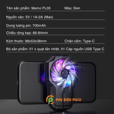 Quat-tan-nhiet-Memo-FL05-chay-pin-8-min-375x375 Phụ kiện pico