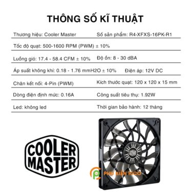 Quat-fan-case-Cooler-Master-XtraFlo-120-Slim-12015-1600-RPM-8-375x375 Phụ kiện pico